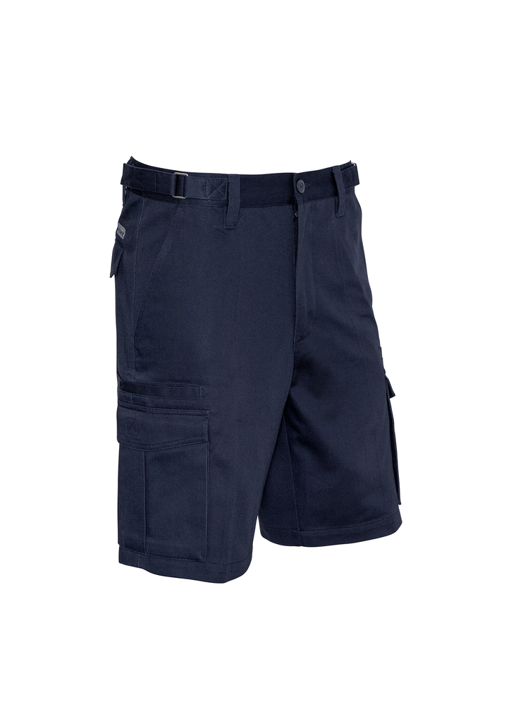 Mens Basic Cargo Short