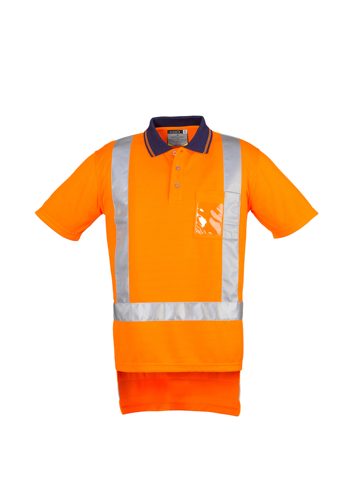 Mens TTMC-W Short Sleeve Polo