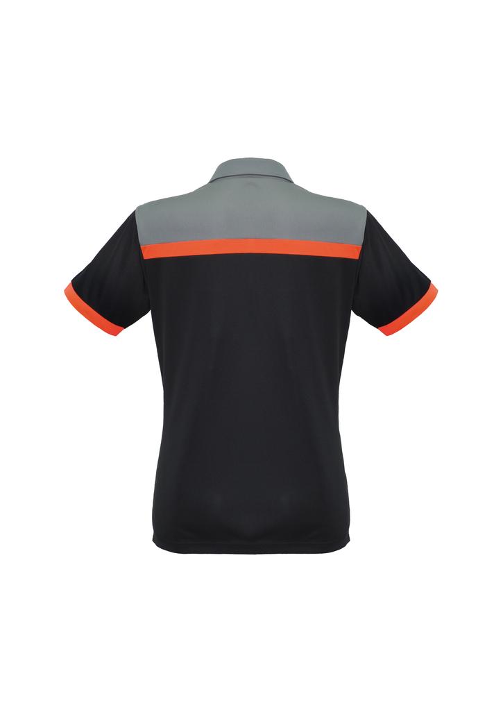 Black/Fluoro Orange/Grey