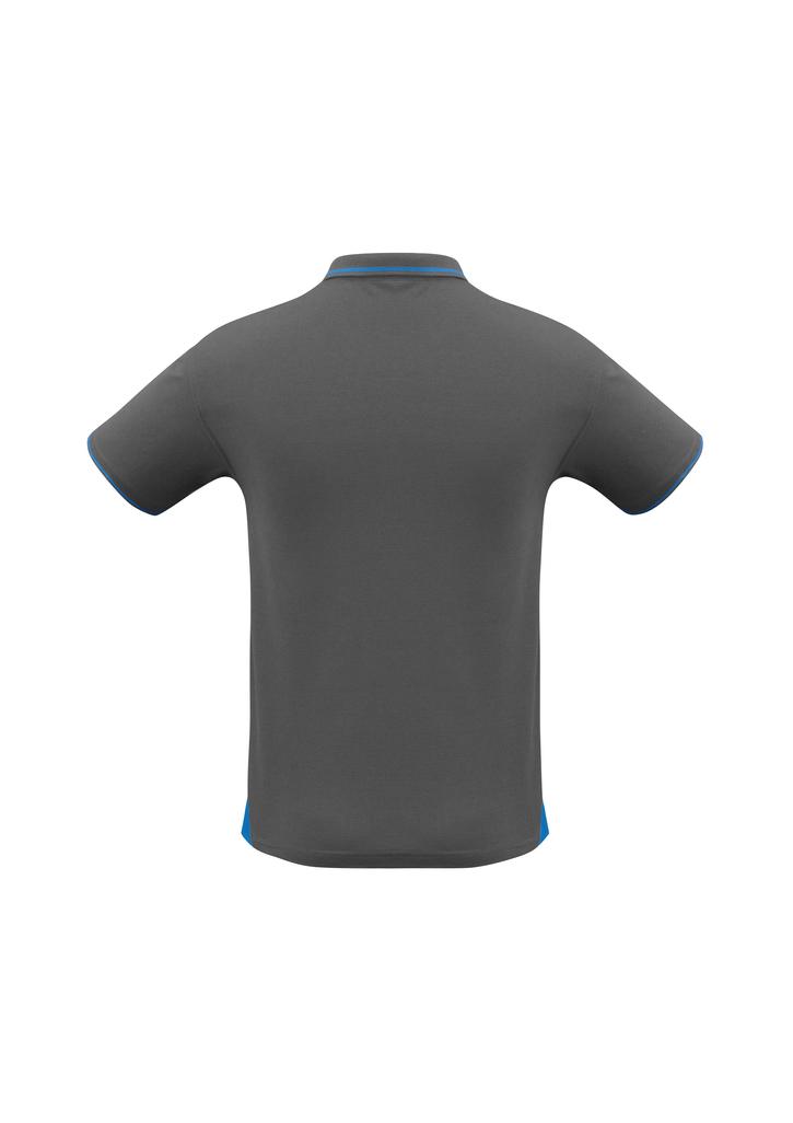 Steel Grey/Cyan Blue