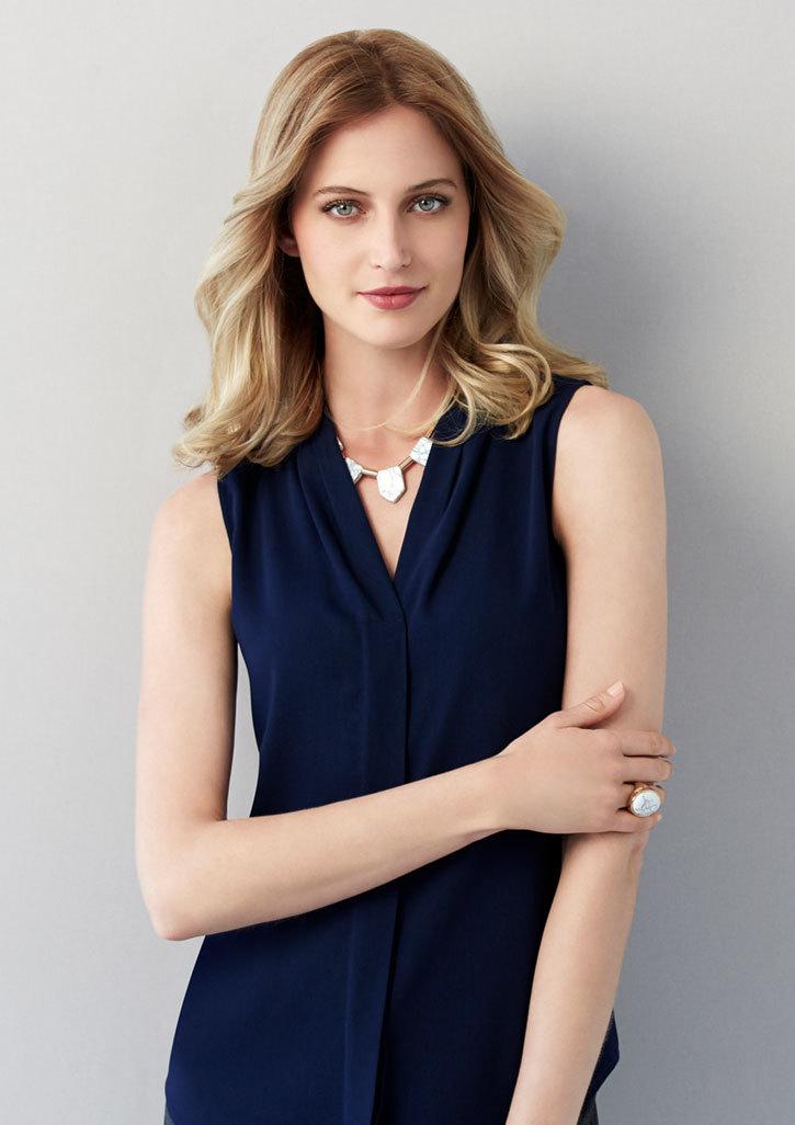 Ladies Madison Sleeveless - S627LN