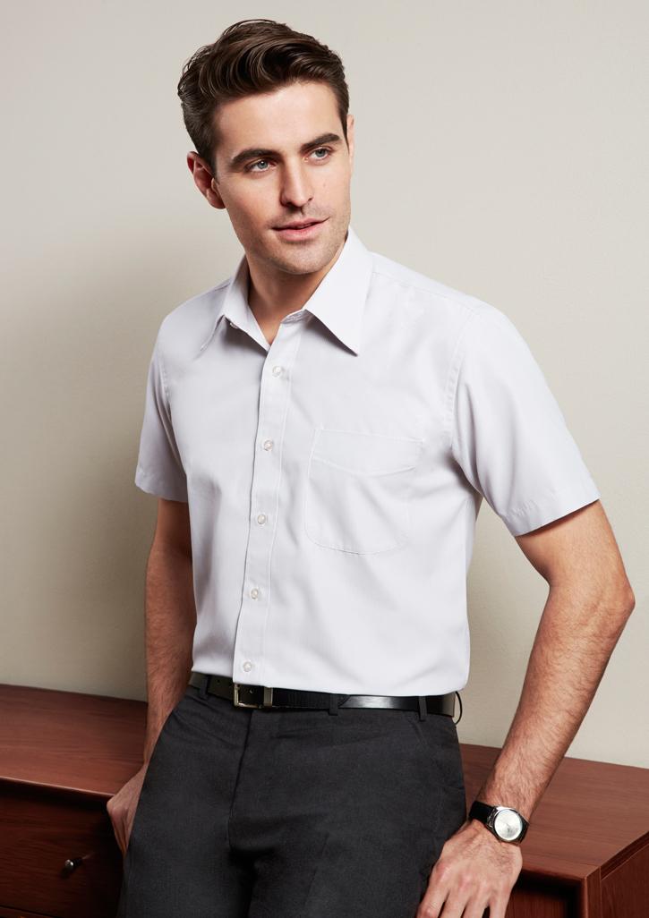 Mens Ambassador Short Sleeve Shirt - S251MS
