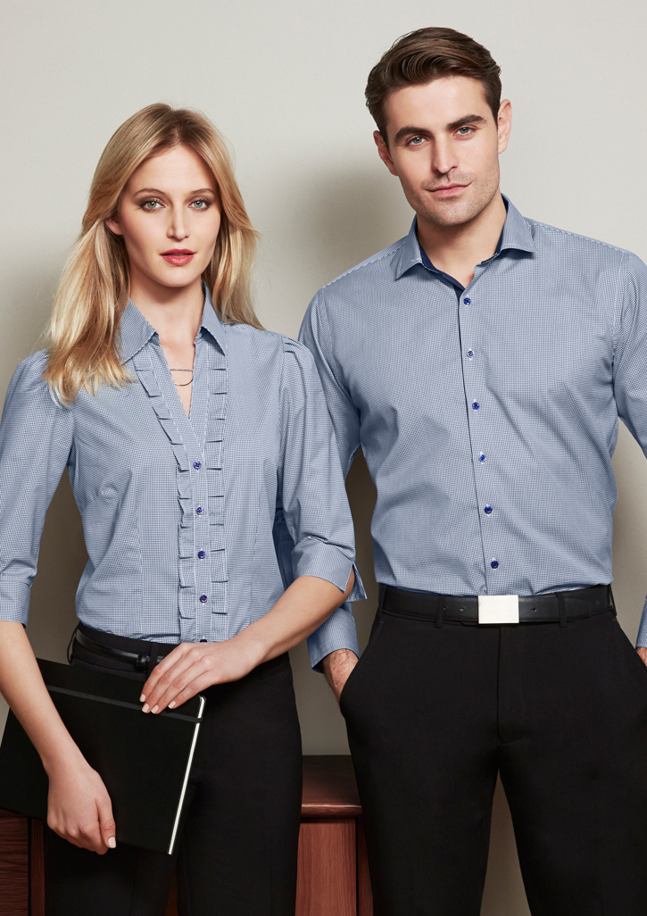 Mens Edge Long Sleeve Shirt - S267ML