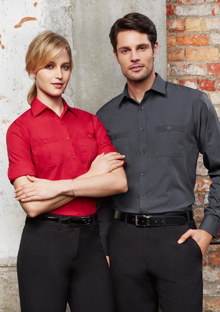 Ladies Bondi Long Sleeve Shirt - S306LL