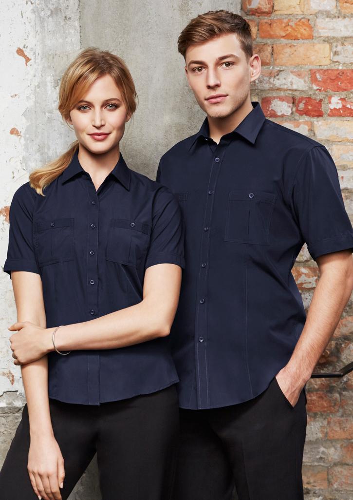 Ladies Bondi Short Sleeve Shirt - S306LS