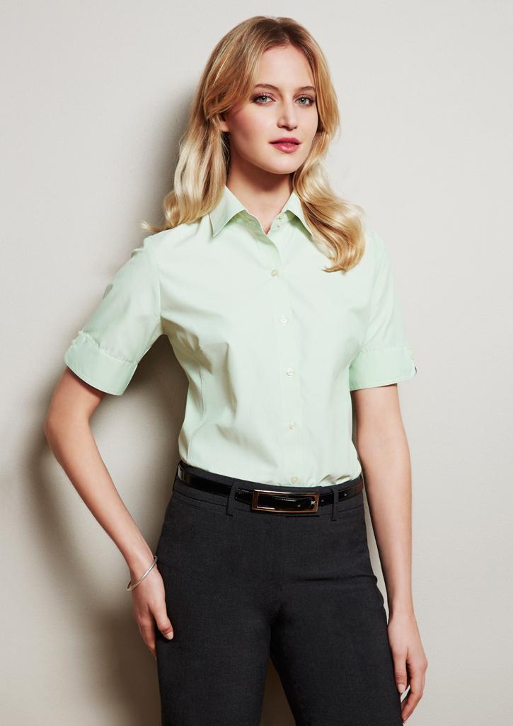 Ladies Ambassador Short Sleeve Shirt - S29522