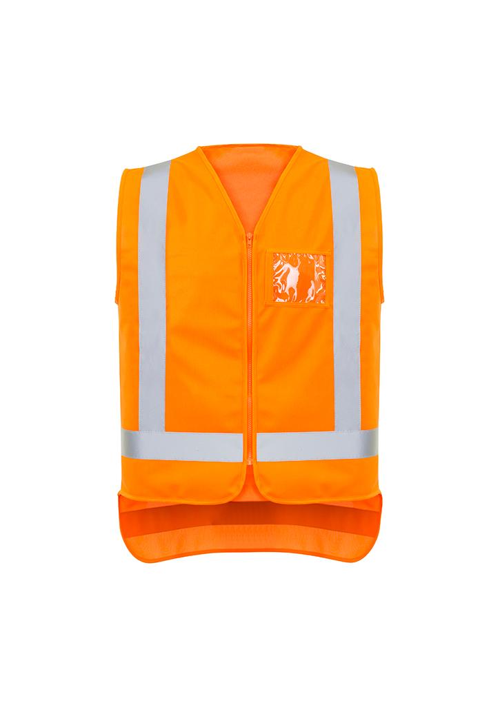 Mens TTMC-W Zip Vest