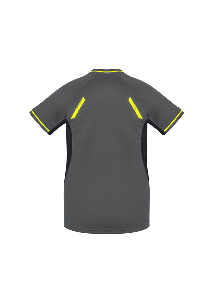 Grey/Black/Fluoro Yellow