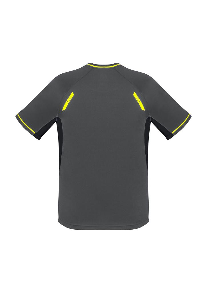 Grey/Black/Fluoro Yellow