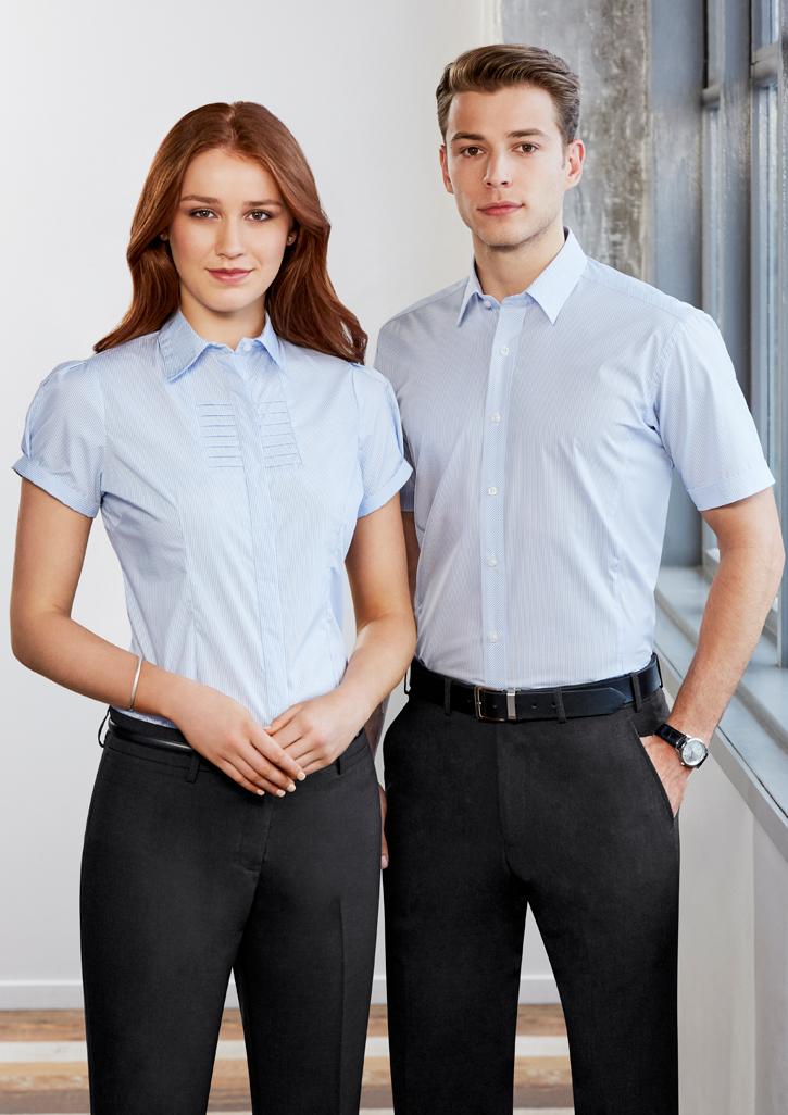 Mens Berlin Short Sleeve Shirt - S121MS