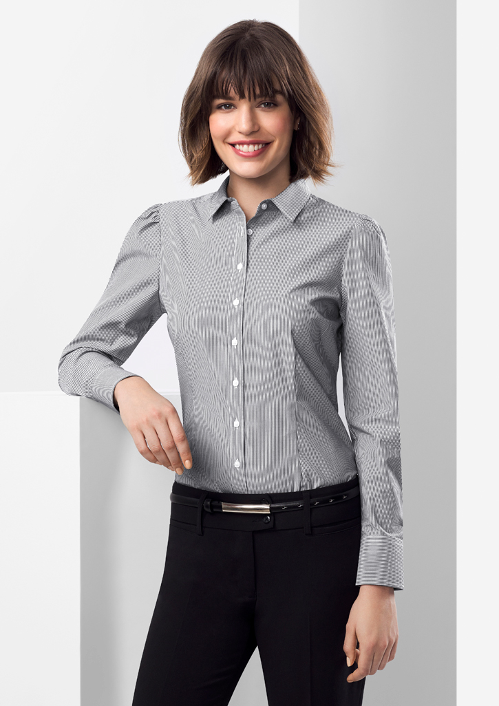 Ladies Euro Long Sleeve Shirt