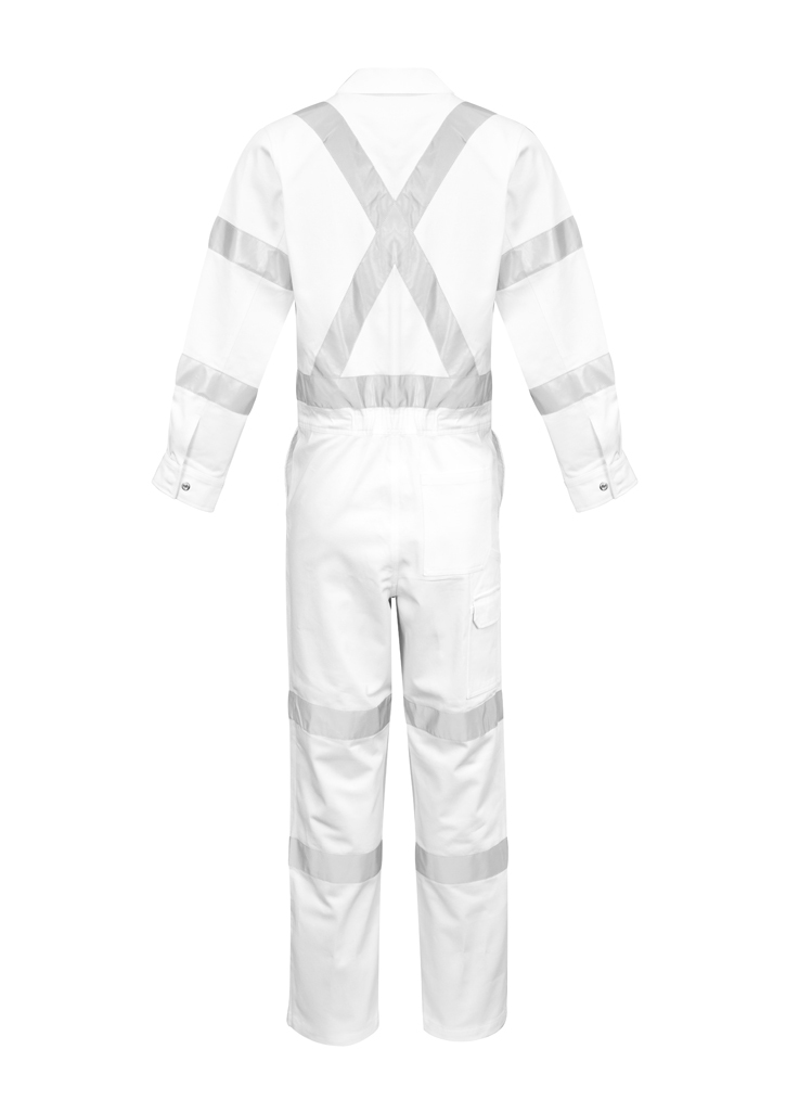 Syzmik Workwear Mens Bio Motion X Back Overalls ZC620