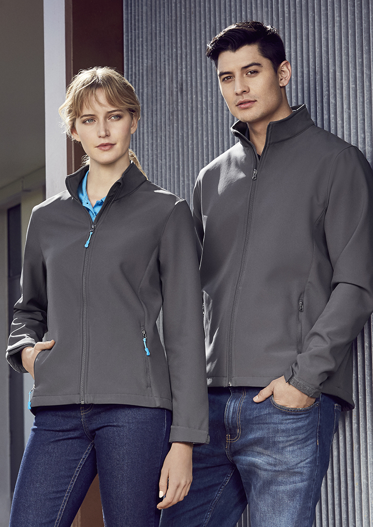 Ladies Apex Lightweight Softshell Jacket