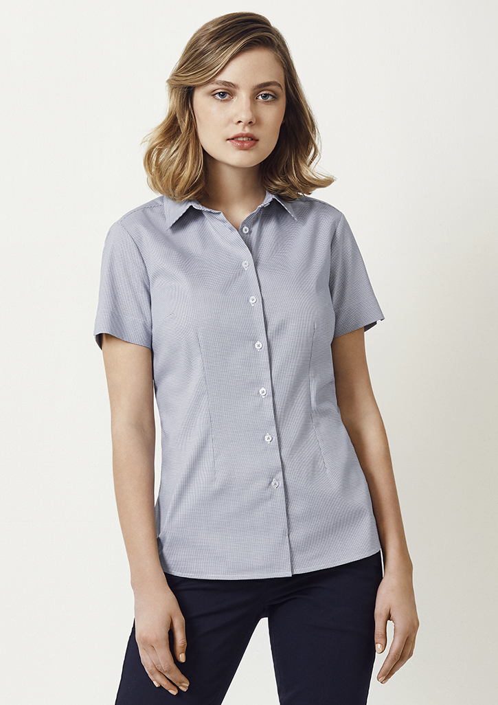 Ladies Jagger S/S Shirt - S910LS
