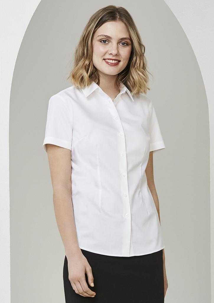 Ladies Regent S/S Shirt - S912LS