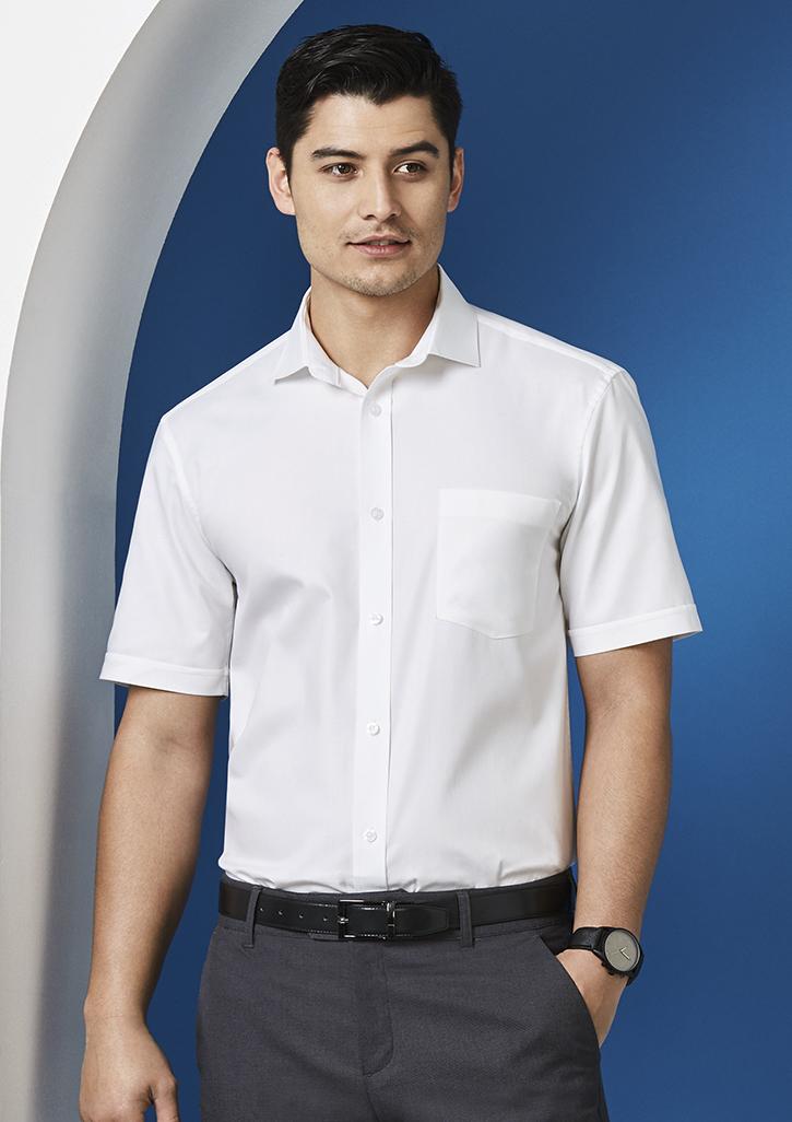 Mens Regent S/S Shirt - S912MS